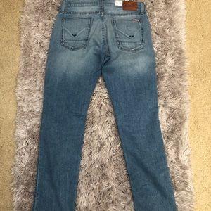 Men's Hudson Blake Slim-Fit Straight Leg Jeans
